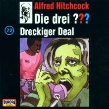 Die drei ??? (Folge 072) - Dreckiger Deal, CD