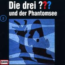 Die drei ??? (Folge 002) und der Phantomsee, CD