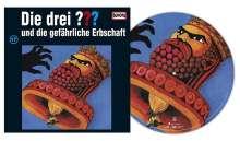 Die drei ???: Die drei ??? und die gefährliche Erbschaft  (Folge 17) (Limited-Edition) (Picture Disc), LP