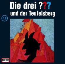 Die drei ??? (Folge 019) und der Teufelsberg, CD