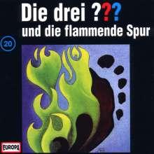 Die drei ??? (Folge 020) und die flammende Spur, CD