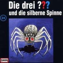 Die drei ???: Die drei ??? und die silberne Spinne (Folge 24) (Limited Edition) (Picture Disc), LP