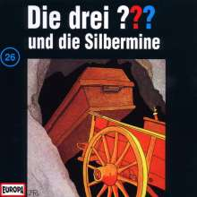 Die drei ??? (Folge 026) und die Silbermine, CD