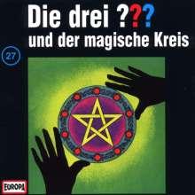 Die drei ??? (Folge 027) und der magische Kreis, CD
