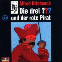 Die drei ??? (Folge 034) und der rote Pirat, CD