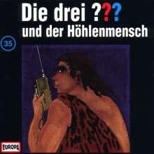 Die drei ??? (Folge 035) und der Höhlenmensch, CD