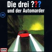 Die drei ??? (Folge 040) und der Automarder, CD
