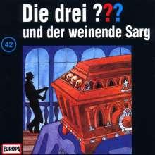 Die drei ??? (Folge 042) und der weinende Sarg, CD