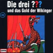 Die drei ??? (Folge 045) und das Gold der Wikinger, CD