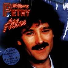 Wolfgang Petry: Alles, CD