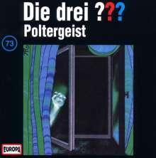 Die drei ??? (Folge 073) - Poltergeist, CD