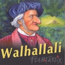Funtastix - Walhallali, CD