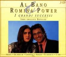 Al Bano & Romina Power: Ihre großen Erfolge, 3 CDs