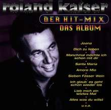 Roland Kaiser: Der Hit-Mix - Das Album, CD
