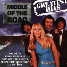 Middle Of The Road: Greatest Hits, CD