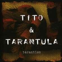 Tito & Tarantula: Tarantism, CD