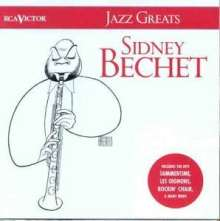 Sidney Bechet (1897-1959): Jazz Greats, CD