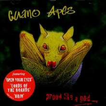 Guano Apes: Proud Like A God, CD