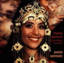 Timna Brauer: Jewish Spirituals, CD