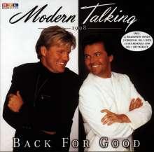 Modern Talking: Back For Good, CD
