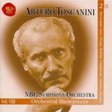 Arturo Toscanini - Orchestral Showpieces, 2 CDs