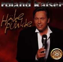 Roland Kaiser: Höhepunkte, CD
