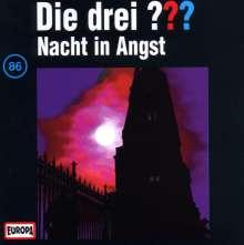 Die drei ??? (Folge 086) - Nacht in Angst, CD