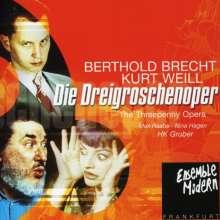 Kurt Weill (1900-1950): Die Dreigroschenoper, 2 CDs