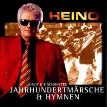 Heino: ...singt die schönsten Jahrhundertmärsche & Hymnen, CD