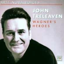 John Treleaven - Wagner's Heroes, CD