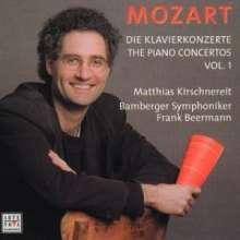 Wolfgang Amadeus Mozart (1756-1791): Klavierkonzerte Nr.12 & 14, CD