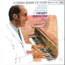 Henry Mancini (1924-1994): A Warm Shade Of Ivory, CD