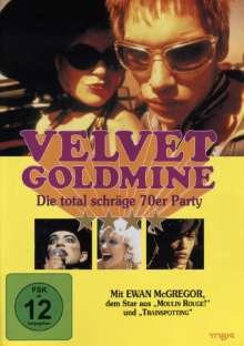 Velvet Goldmine, DVD