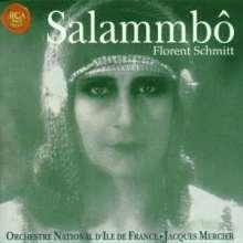"""Florent Schmitt (1870-1958): Orchestersuiten op.76 Nr.1-3 """"Salammbo"""", CD"""