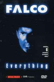 Falco: Everything, DVD