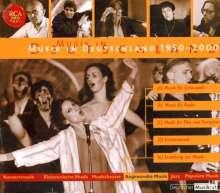Musik in Deutschland 1950-2000:Angewandte Musik, 10 CDs