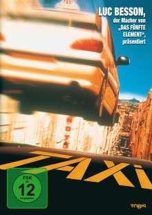 Taxi (1998), DVD