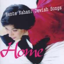 Bente Kahan: Home, CD