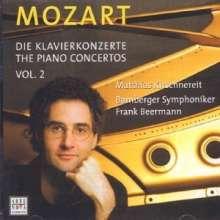 Wolfgang Amadeus Mozart (1756-1791): Klavierkonzerte Nr.18 & 20, CD