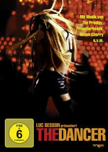 The Dancer, DVD