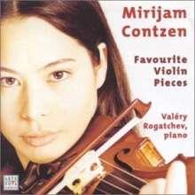 Mirijam Contzen - Favourite Violin Pieces, CD