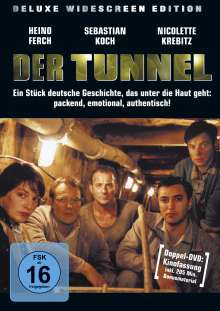 Der Tunnel, DVD