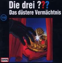 Die drei ??? (Folge 100) - Toteninsel, 3 CDs