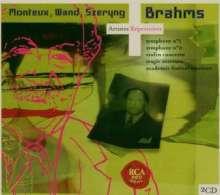 Johannes Brahms (1833-1897): Violinkonzert op.77, 2 CDs