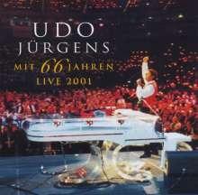 Udo Jürgens: Mit 66 Jahren - Live 2001, 2 CDs