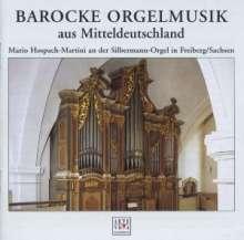 Barockmusik an der Silbermann-Orgel St.Petri Freiberg, CD