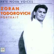 Zoran Todorovich singt Arien, CD