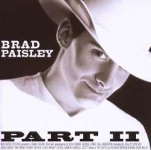 Brad Paisley: Part II, CD