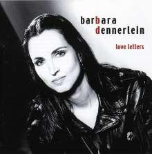 Barbara Dennerlein (geb. 1964): Love Letters, CD