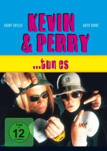 Kevin und Perry ... tun es, DVD